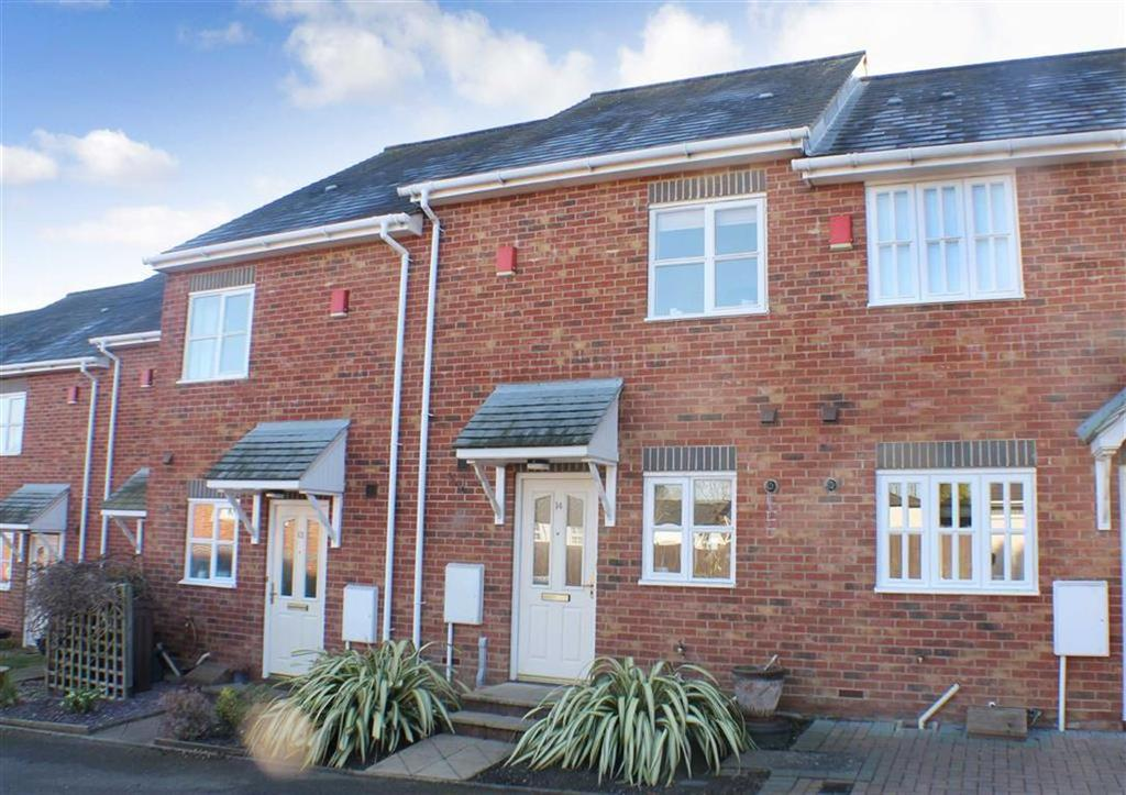 3 Bedrooms Terraced House for sale in Dickinsons Field, Harpenden, Hertfordshire