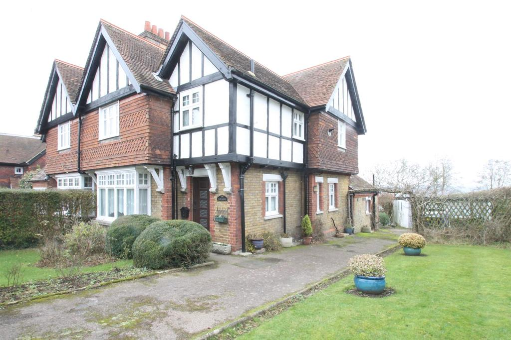 3 Bedrooms Semi Detached House for sale in Forge Lane, East Farleigh, Maidstone