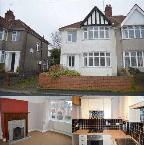 3 bedroom semi-detached house for sale - Raglan Road, Swansea, SA2