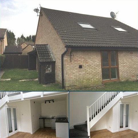 1 bedroom semi-detached house for sale - Bryn Rhosyn, Llangyfelach, Swansea