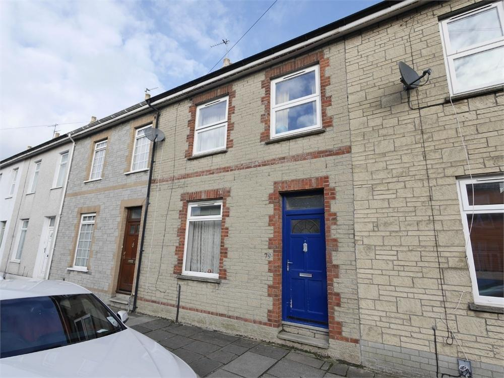 3 Bedrooms Terraced House for sale in Plassey Street, Penarth