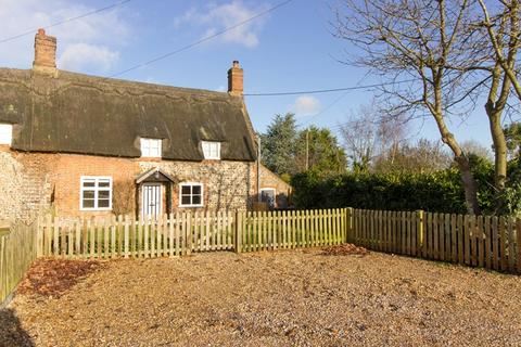 2 bedroom semi-detached house to rent - The Green, Norwich