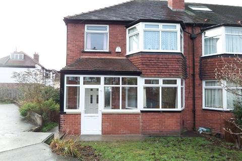3 bedroom detached house to rent - PARKSIDE PLACE, MEANWOOD, LEEDS, LS6 4NX