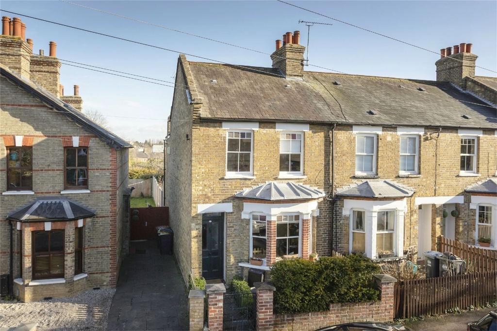 3 Bedrooms End Of Terrace House for sale in Apton Road, BISHOP'S STORTFORD, Hertfordshire