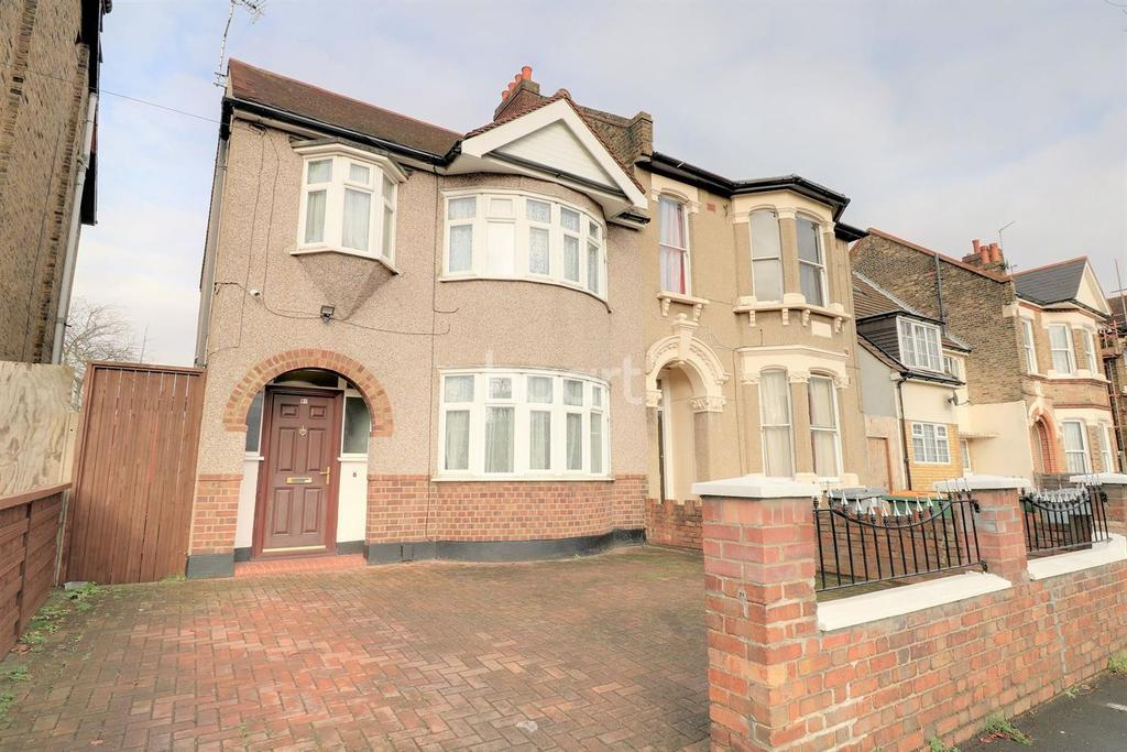 3 Bedrooms Semi Detached House for sale in Earlham Grove, London, E7