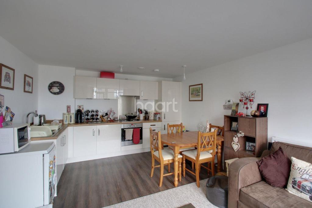 2 Bedrooms Flat for sale in Firepool, Taunton