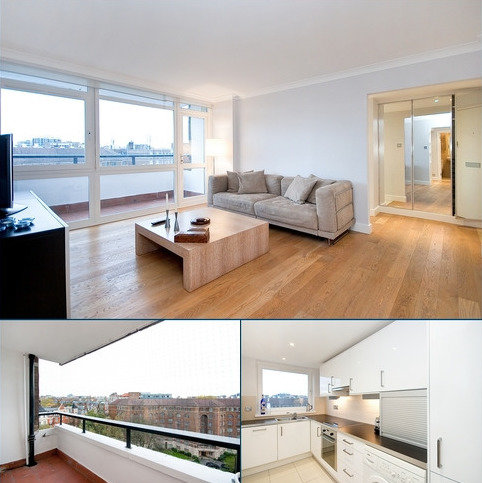 1 bedroom flat to rent - Stuart Tower, Maida Vale, London
