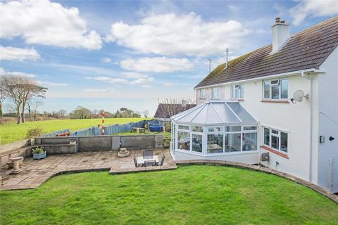 3 bedroom semi-detached house for sale - Bidders Close, Stoke Fleming, Dartmouth, TQ6