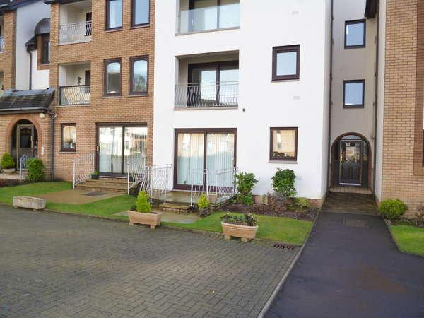 1 Bedroom Flat for sale in 6 Hollywood, Largs, KA30 8SP
