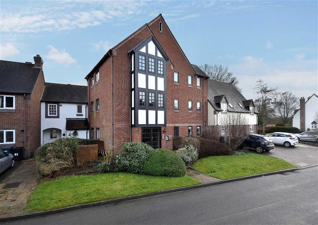 2 Bedrooms Apartment Flat for sale in 37, Kings Loade, High Town, Bridgnorth, Shropshire, WV16