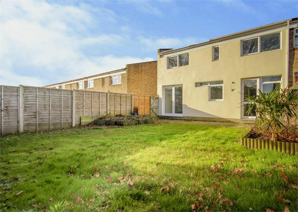 3 Bedrooms End Of Terrace House for sale in Welbeck, Bracknell, Berkshire