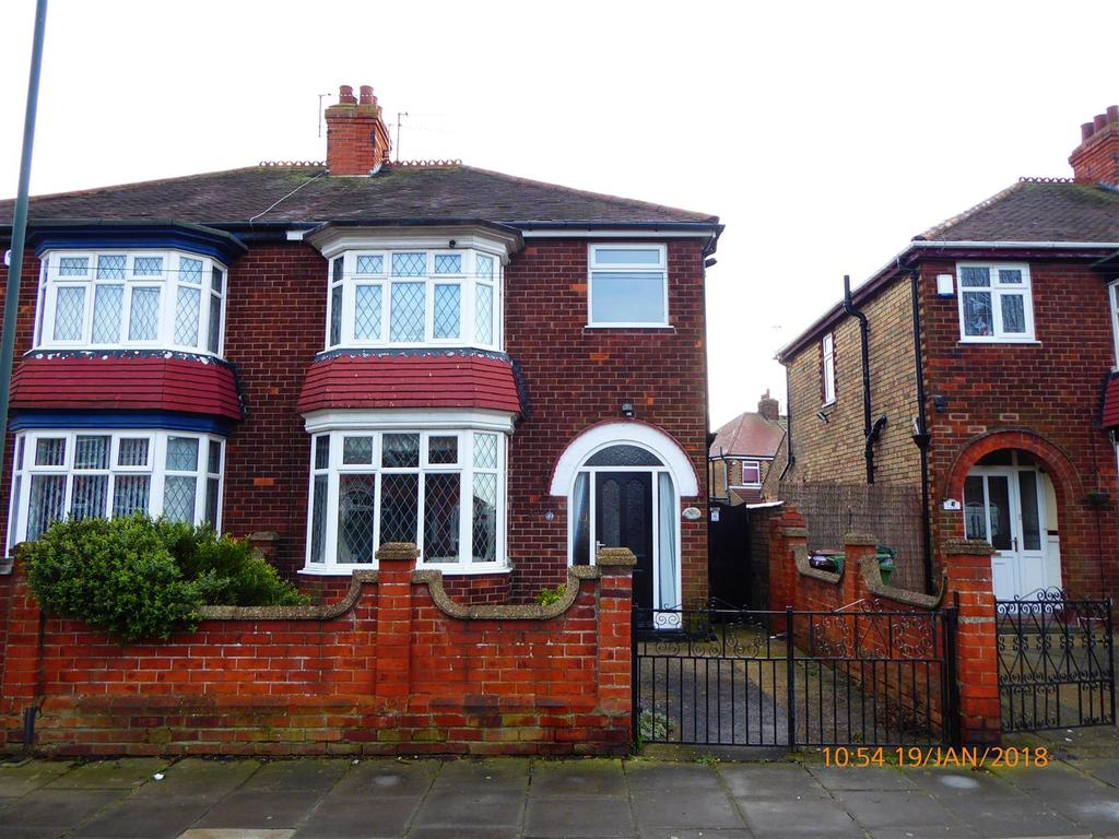 3 Bedrooms Semi Detached House for sale in Elliston Street, Cleethorpes