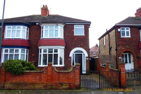 3 bedroom semi-detached house for sale - Elliston Street, Cleethorpes
