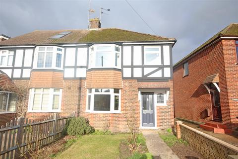 3 bedroom semi-detached house to rent - Vale Avenue, Brighton