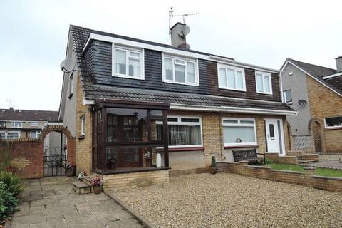 3 bedroom semi-detached villa for sale - 13 Annan Glade, Motherwell, ML1 2BT