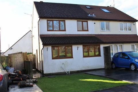 3 bedroom semi-detached house for sale - Burnham Drive, Newton
