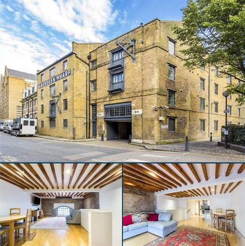 2 bedroom flat for sale - Aberdeen Wharf, 94 Wapping High Street, London, E1W