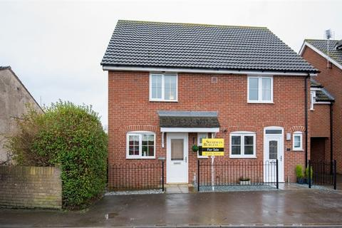 2 bedroom semi-detached house for sale - Boston Road, Sutterton, Boston, Lincolnshire