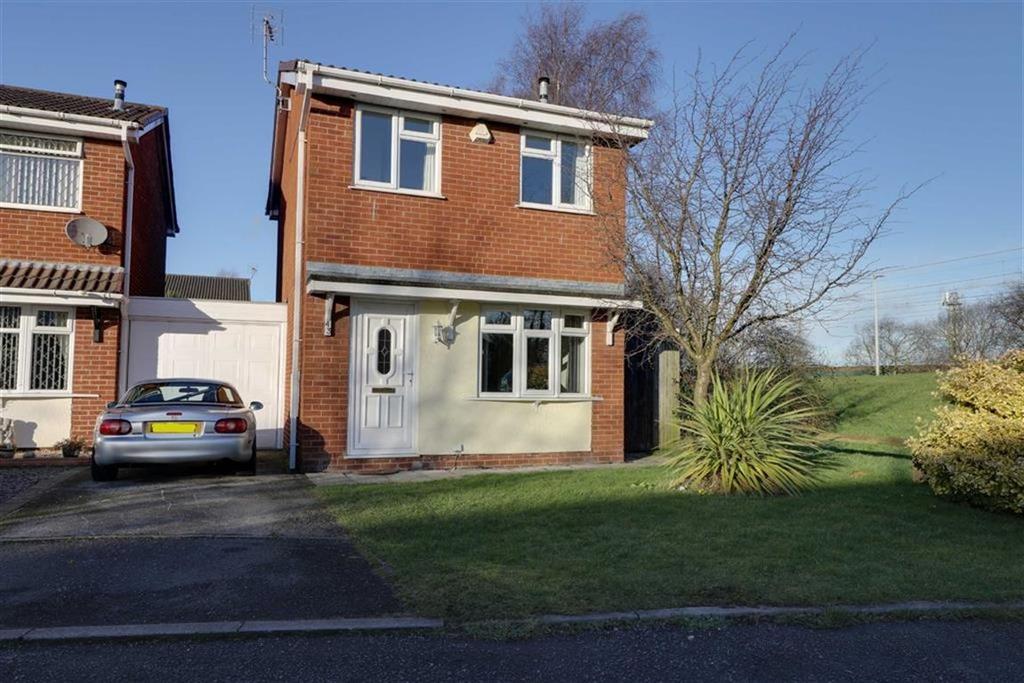 2 Bedrooms Link Detached House for sale in Bleasdale Road, Crewe