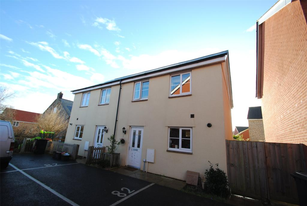 3 Bedrooms Semi Detached House for sale in Russet Close, Wellington