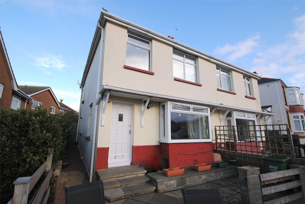 3 Bedrooms Semi Detached House for sale in Marlborough Park, Ilfracombe