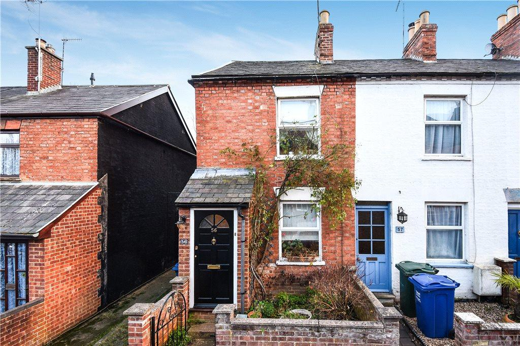 2 Bedrooms Terraced House for sale in Queens Road, Banbury, Oxfordshire