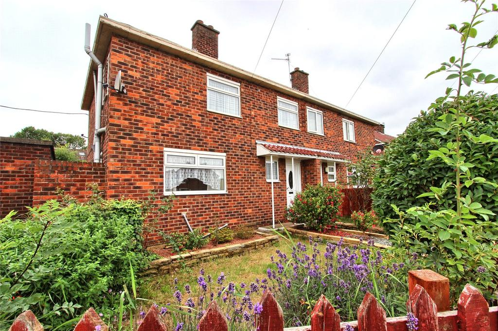 2 Bedrooms Semi Detached House for sale in Wilstrop Green, Park End