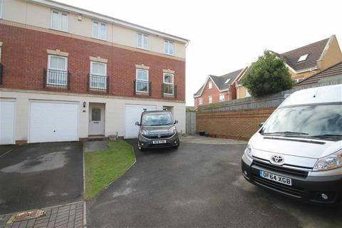 3 bedroom townhouse for sale - Heol Dewi Sant, Cardiff