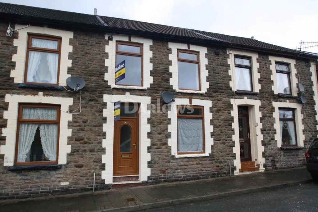 3 Bedrooms Terraced House for sale in Tallis Street, Treorchy