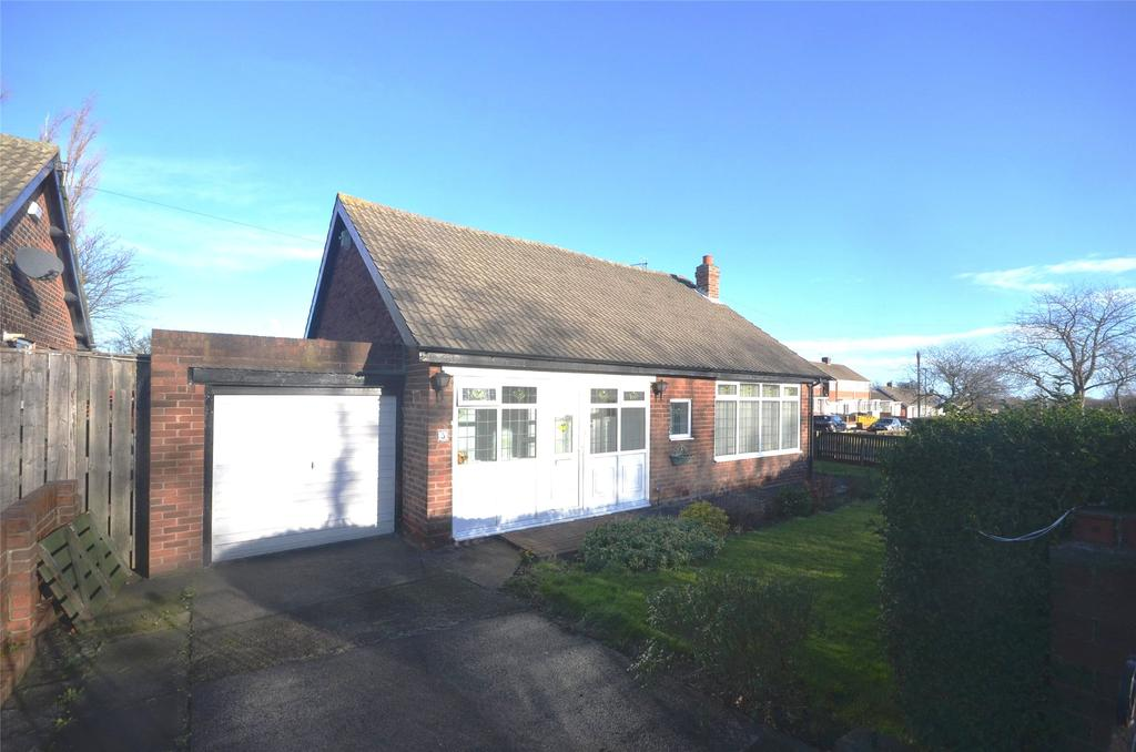 2 Bedrooms Bungalow for sale in High Heworth