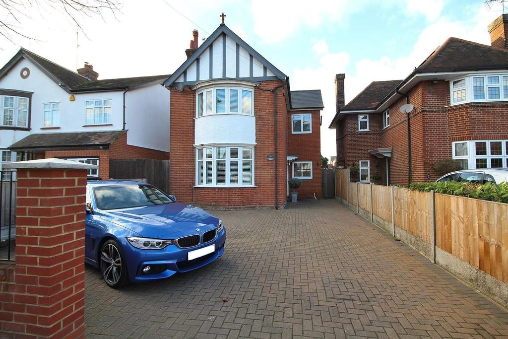3 Bedrooms Detached House for sale in Chelmerton Avenue, Chelmsford, Essex, CM2