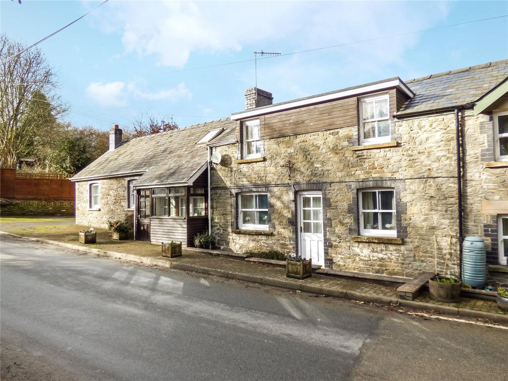 5 Bedrooms End Of Terrace House for sale in Nant Yr Arian, Builth Wells, Powys