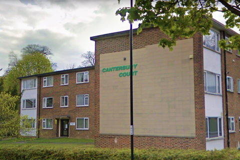 2 bedroom flat for sale - Canterbury Court , St. Augustine Court, South Croydon CR2