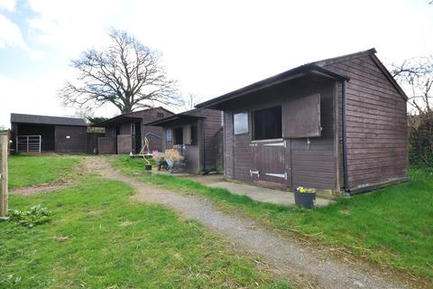 Land to rent - Land and Stabling, Bish Mill, South Molton, Devon, EX36
