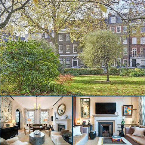 7 bedroom house for sale - Kensington Square, London, W8