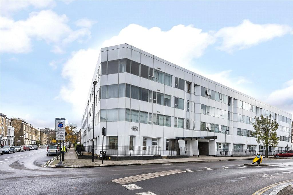 3 Bedrooms Penthouse Flat for sale in Drayton Park, Highbury, London, N5