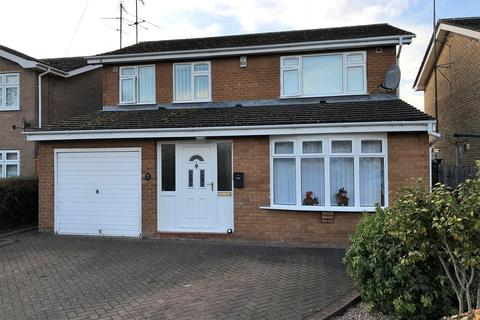 4 bedroom detached house for sale - Helmsley Way, Spalding, PE12