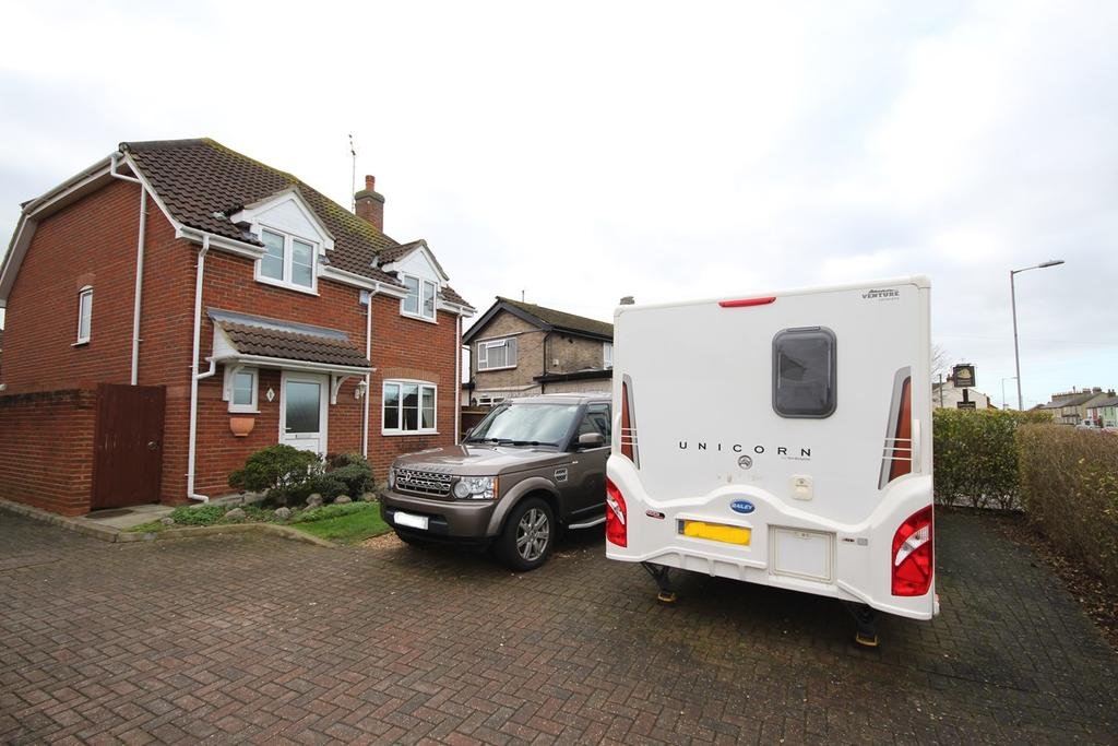 3 Bedrooms Detached House for sale in Hyde Close, Shefford, SG17
