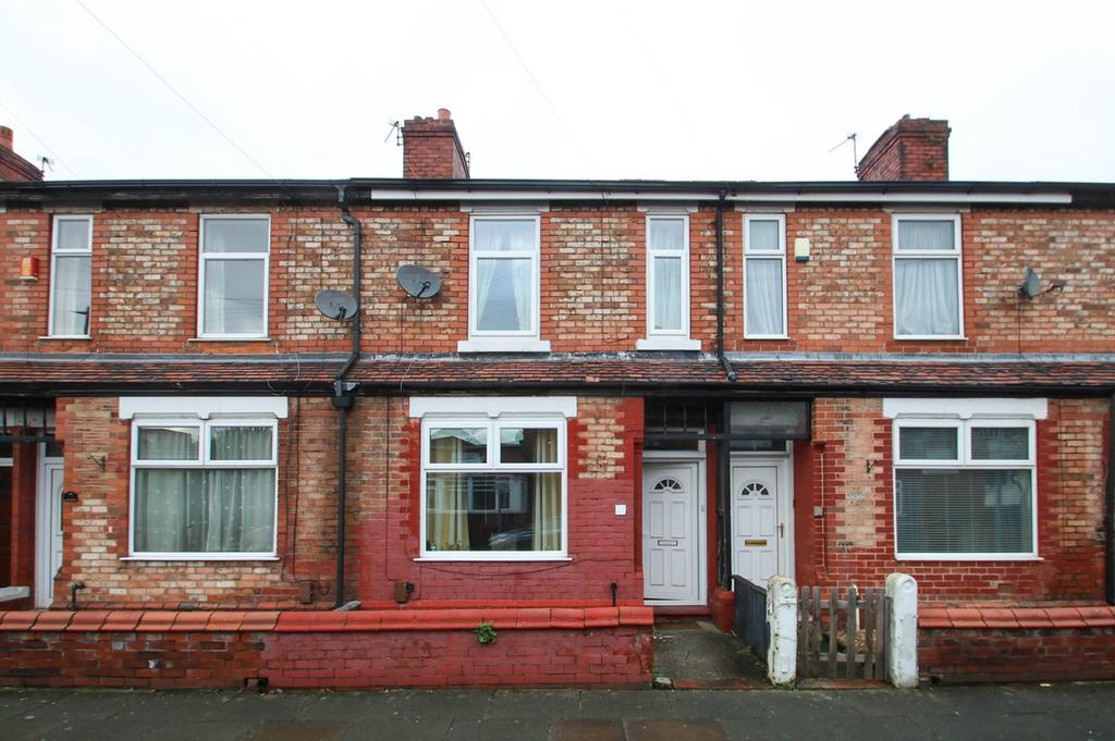 3 Bedrooms Terraced House for sale in Mitford Street, Stretford, Manchester, M32