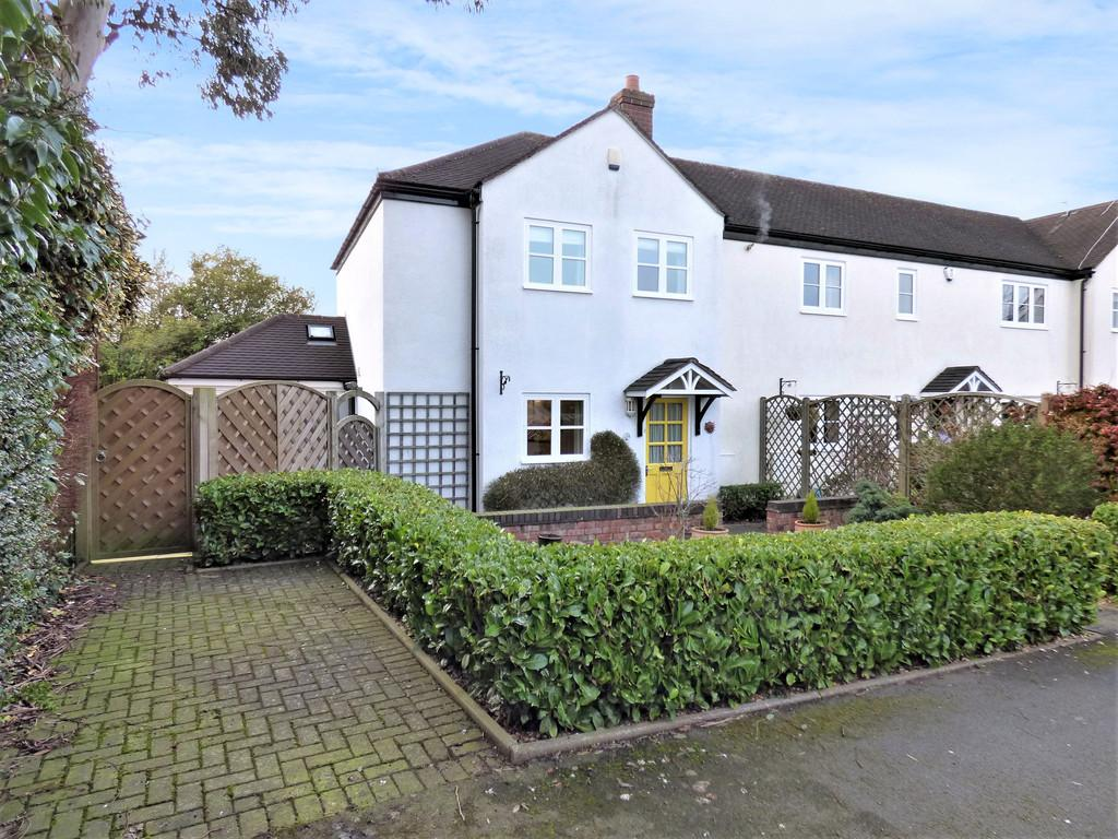 2 Bedrooms Mews House for sale in White Hart Mews, Alrewas