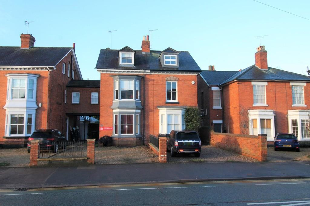 5 Bedrooms Semi Detached House for sale in Northampton Road, Market Harborough