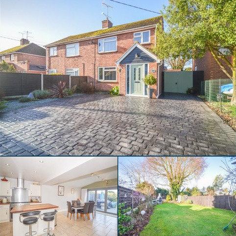 3 bedroom semi-detached house for sale - Colchester Road, Lawford, Manningtree