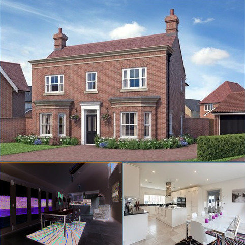 4 bedroom detached house for sale - Summers Park, Lawford