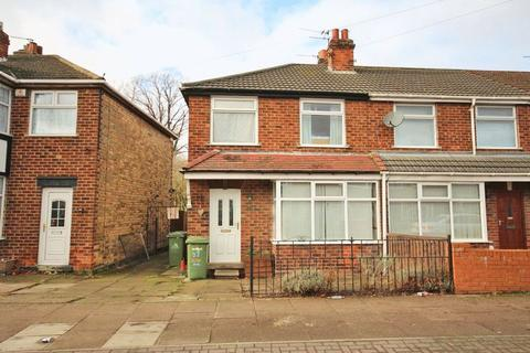 3 bedroom end of terrace house for sale - CHELMSFORD AVENUE, GRIMSBY