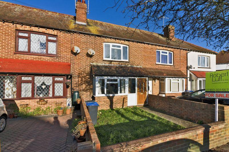 2 Bedrooms Terraced House for sale in Ham Way, Worthing
