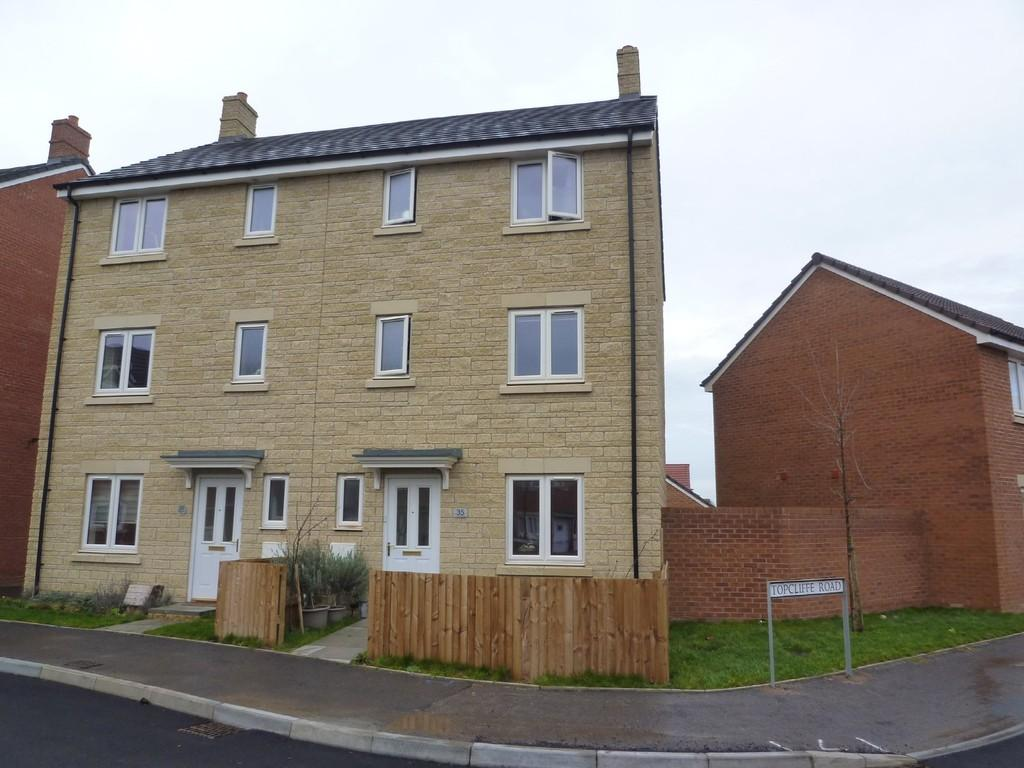 4 Bedrooms Semi Detached House for sale in Trowbridge, Wiltshire