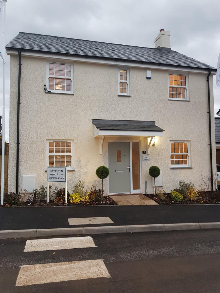 3 Bedrooms Semi Detached House for sale in The Easton, Woodbury