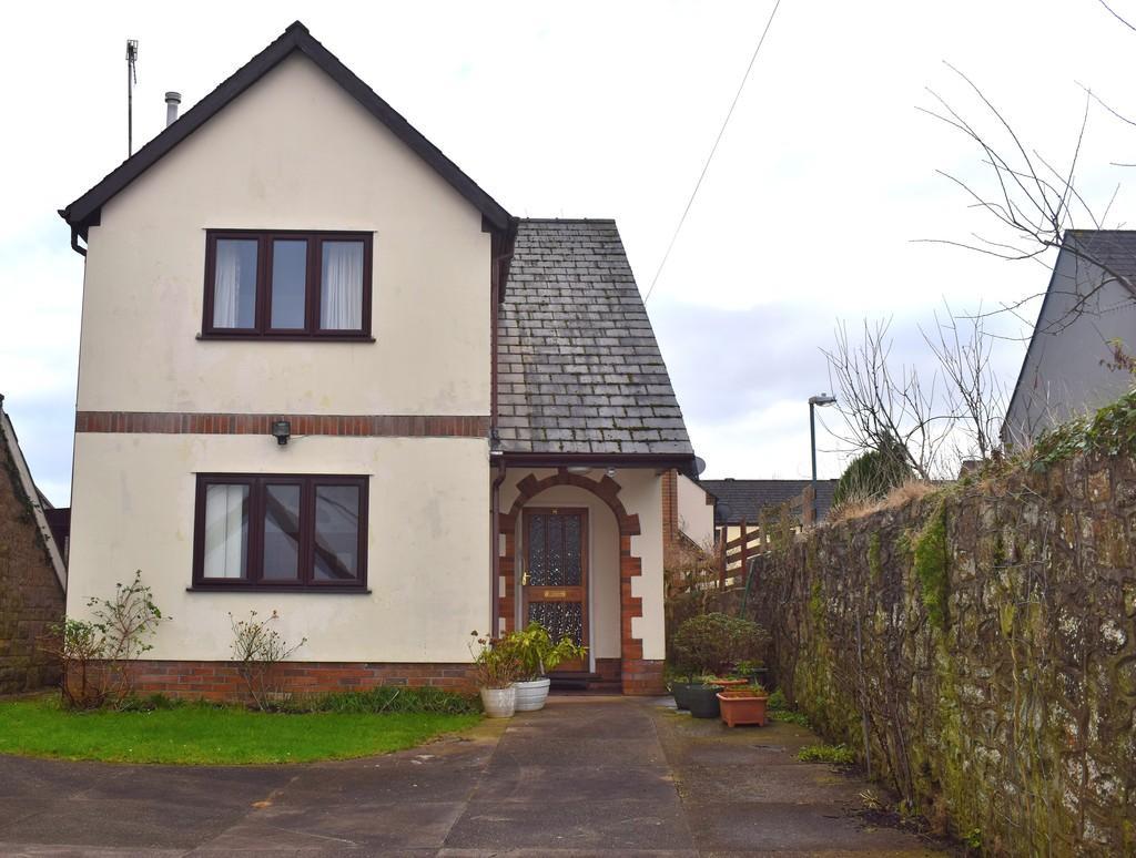 3 Bedrooms Detached House for sale in Bridge Street, Chepstow
