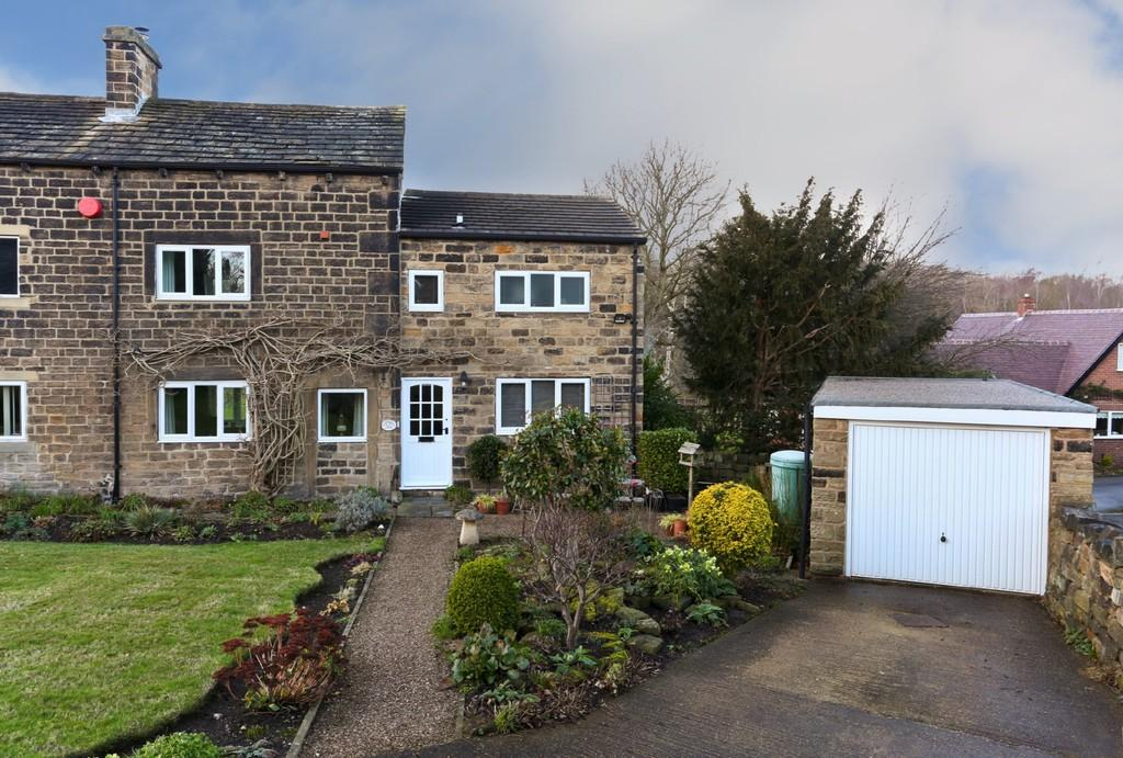 3 Bedrooms Cottage House for sale in Almshouse Lane, Newmillerdam