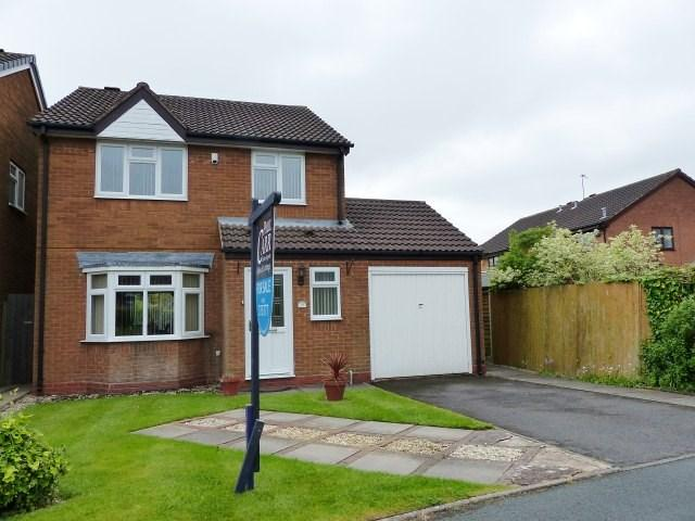 3 Bedrooms Detached House for sale in Blithfield Road, Brownhills West